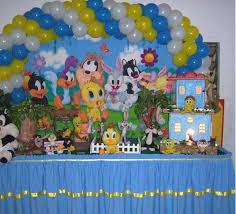 baby looney tunes baby shower decorations looney tunes baby shower home design ideas