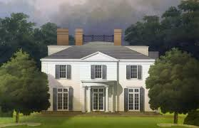 neo classical house cambridge peter pennoyer architects style