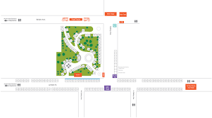 Chicago Parking Zone Map by Directions And Maps U2013 Bucktown Arts Fest