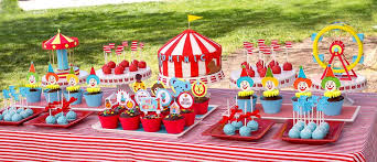 carnival circus birthday party ideas photo 17 of 25 catch my party