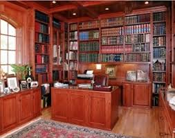 Home Office Library Design Ideas Library Custom Home Library - Home office library design ideas