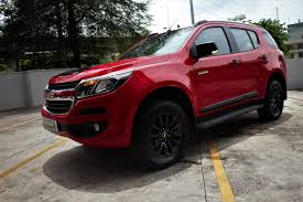 chevrolet trailblazer 2016 test drive 2016 chevrolet trailblazer 4x4 z71 the king of the