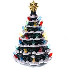 cracker barrel christmas tree