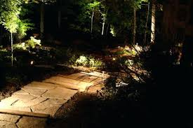 Low Voltage Path Light Kits Pathway Lighting Line Voltage Outdoor Lights Photo Path Low The