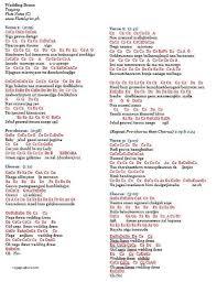 wedding dress lyrics wedding dresses unique lyrics of wedding dress version