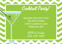 cocktail party invitations zazzle invitations baby shower real