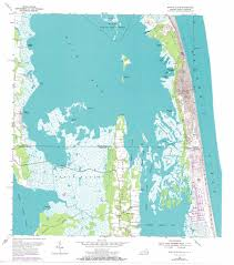 Map Of Virginia And North Carolina Knotts Island Topographic Map Va Nc Usgs Topo Quad 36075e8