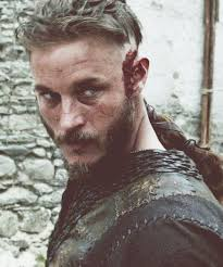 what hairstyle ragnar lothbrok men travis fimmel vikings tv series there r boys then