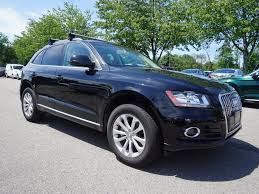 Audi Q5 8 Speed Tiptronic - featured vehicles for sale at paul miller audi in parsippany