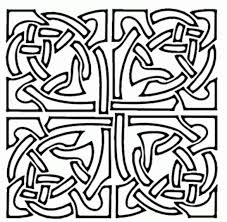 mosaic coloring pages to print coloring home