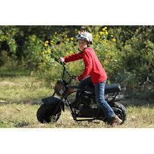mini motocross bikes for sale monster moto youth mini bike 79 5cc ohv black walmart com