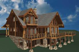 Log Home Styles Log U0026 Timber Frame Home Styles Summit Log And Timber Homes