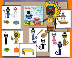 pete the cat the thanksgiving thanksgiving literacy and