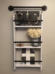 Best 25 Ladder Shelves Ideas by 25 Best Ideas About White Ladder Shelf On Pinterest Beach Style