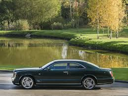 bentley brooklands stock tom hartley jnr