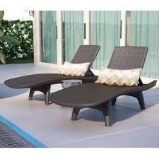 Patio Chaise Lounge Sale Patio Furniture Sales U0026 Clearances Wayfair