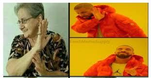 Memes De Drake - cuánta razón el meme de drake versión señora