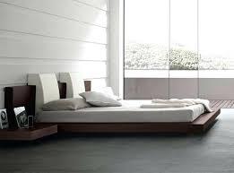 white floating bed frame u2013 prudente info