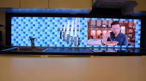 all things led kitchen backsplash kitchen led youtube
