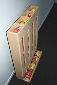 diy kitchen storage ideas best 25 canned food storage ideas on can storage