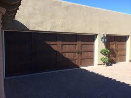 garage door custom garage doors arizona colorado wood cedar how