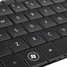 Hp Us by Keyboard 533549 001 For Hp Mini 1101 110c 1000 110 Black Us Laptop