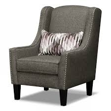 Unique Accent Chair Homelegance Orson Accent Chair U2013 Grey Medallion Fabric 1191f6s