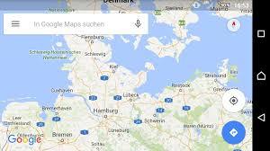 Dgoogle Maps Google Maps Statt Navi Navigieren Geht Jetzt Auch Offline