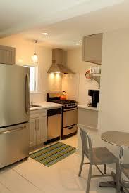 Beach Style Kitchen Design by Furniture Inspiring Tiny Kitchen Design With Kitchen Pendant
