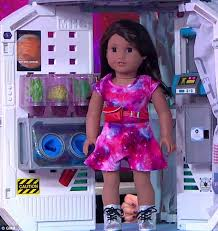 Seeking Kyle Doll American Reveals Astronaut Luciana Is 2018 Doll Daily