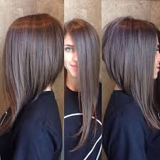 very short in back and very long in front hair best 25 graduated haircut ideas on pinterest long graduated bob