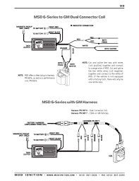 Rotary Coil Wiring Diagram Msd Ignition Wiring Diagrams