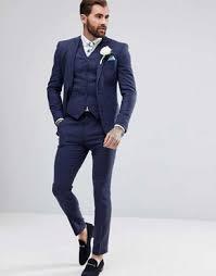 costume bleu mariage costumes de mariage homme achetez des costumes estivaux asos