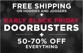aéropostale canada early black friday sale save 50 70