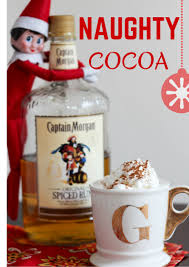 naughty thanksgiving pics spiked cocoa with rumchata