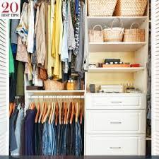 instyle u0027s 20 best closet organizing tips ever instyle com