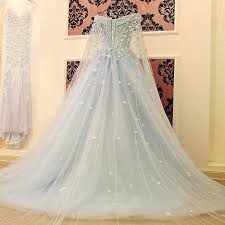 tiffany blue ivory lace lace off the shoulder wedding dresses