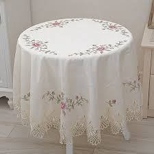 Buy Table Linens Cheap - popular embroidery table cloth design buy cheap embroidery table