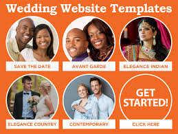 Save The Date Website Flash Wedding Websites Wedding Website Templates And Save The
