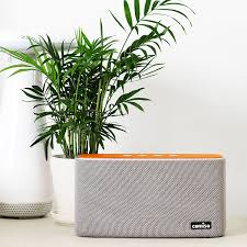 amazon com comiso 30w bluetooth speakers with super bass bamboo