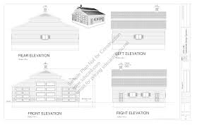 gambrel barn plans workshop plans sds plans part 6