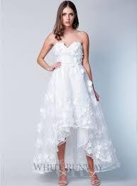 white dresses for wedding wedding dresses white runway