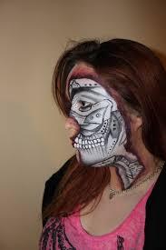 makeup partyface