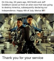 Memes Will Smith - 25 best memes about will smith aliens thank you america and