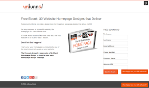 website homepage design create irresistible lead generation offers that drive sales