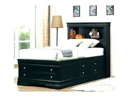 King Size Bed Frame With Storage Underneath Size Bed With Storage Underneath Size Bed With Bookcase