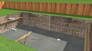 Cost Of Putting A Pool In Your Backyard by How To Build A Swimming Pool 12 Steps With Pictures Wikihow