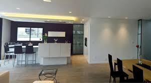 faire une cuisine ouverte cuisine ouverte salon luxe points construire partir d idées de