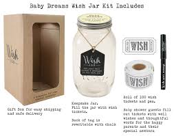 amazon com top shelf blue baby dreams wish jar personalized
