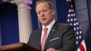 target black friday speech sean spicer latest target for trump firing rumors thehill